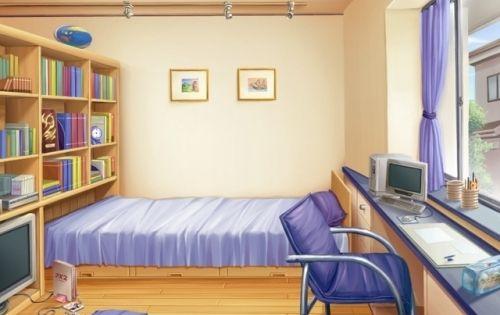 Anime rooms google search breakfast pinterest for Anime bedroom ideas