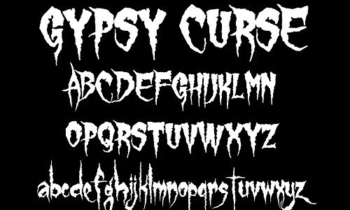 35 Free Creepy Halloween Fonts Naldz Graphics Halloween Fonts Graffiti Lettering Fonts Word Fonts