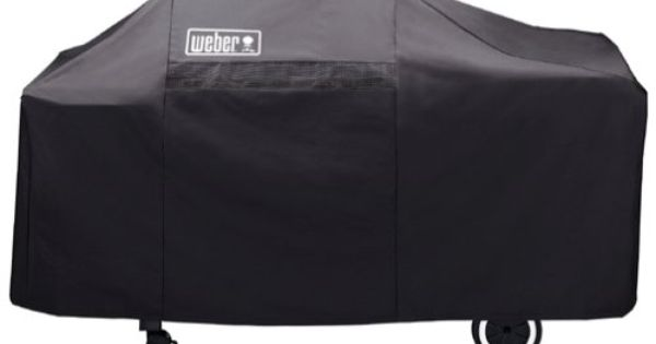 Buy Weber 9954 Premium Gas Grill Cover Fits Genesis Platinum B And C Platinum Ii 2200 3200 Weber Grill Cover Grill Cover Gas Grill Covers