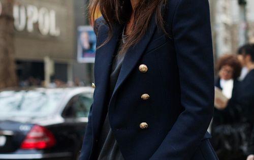 Style icon: Emmanuelle Alt