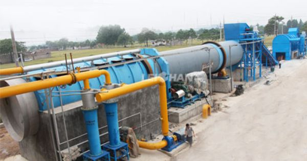 Drum Pulper Manufacturer 200 000 Ton Pulping Line With Images