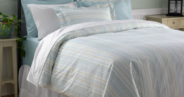 Sand Dollar Comforter Cover Stripe Comforter Covers