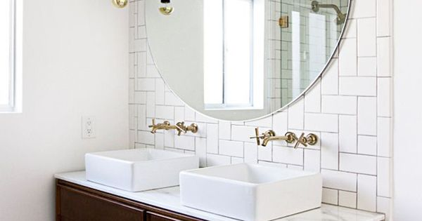 Badkamermeubel vintage google zoeken huis pinterest bath and bathroom inspiration - Badkamermeubels vintage ...