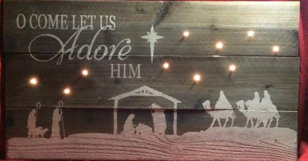 Outdoor Merry Christmas Sign