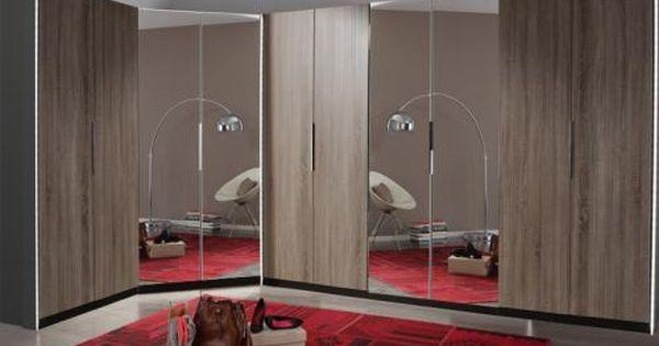 Nett schlafzimmer eckschrank Deutsche Deko Pinterest - schlafzimmer mit eckschrank
