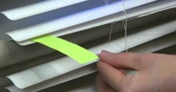 How To Shorten Mini Blinds Levolor Aluminum And Vinyl Blinds Blinds Mini Blinds Vinyl Blinds Blinds
