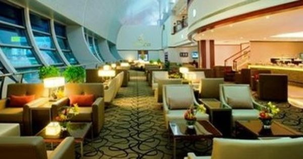 Emirates Lounge Dubai With Images Emirates First Class Dubai