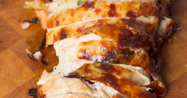 Roasted turkey, Turkey breast and Turkey on Pinterest