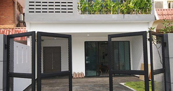 Simple Yet Fascinating Terrace House