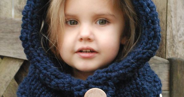 Ravelry: The Canyon Cowl pattern by Heidi May. Adult version? Childs hooded