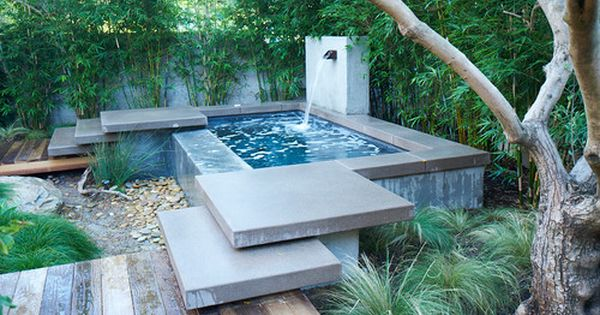 WARNING: SMALL POOL DESIGNS right here! SMALL POOL Ideas, Tips & Guide