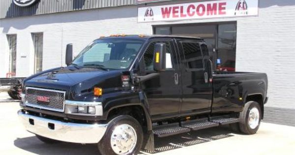 Topkick Truck Used 2007 Gmc Topkick C4500 Medium Duty Truck For