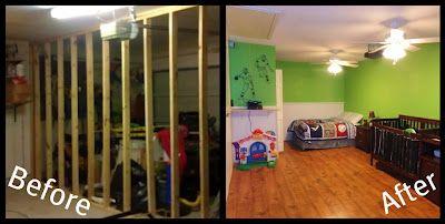 Our Scott Spot Garage Conversion Garage Bedroom Garage Bedroom Conversion Garage Room