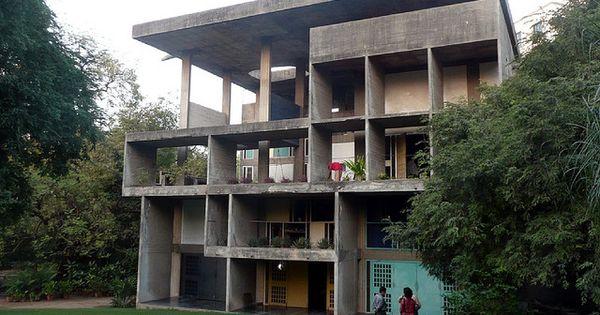 04126 ahmedabad casa shodan arq le corbusier - Casas de le corbusier ...