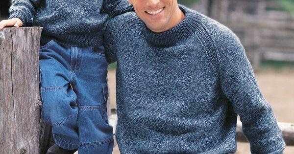 Xl Sweater Knitting Pattern : Free knitting patterns for family raglan sweatershirt