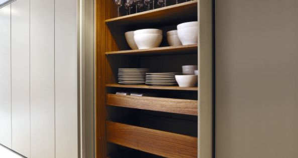 Prachtige wand misschien voor in keuken lincoln kitchen pinterest beautiful photos and - Credenza voor keuken ...