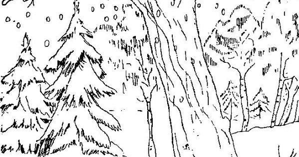 Dibujos Para Colorear De Animales Del Bosque - AZ Dibujos