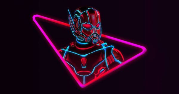Neon Avengers 1920x1080 Desktop Wallpapers Based On Artwork By Aniketjatav On Instagram Avengers Wallpaper Marvel Wallpaper Desktop Wallpaper