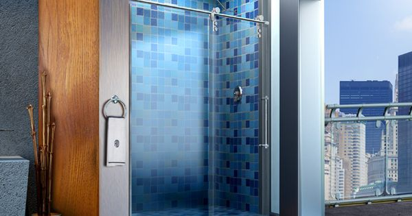 This rolaire shower enclosure delivers an incredible balance of architectural elegance and high - The elegance and functionality of cantilever architectural design ...
