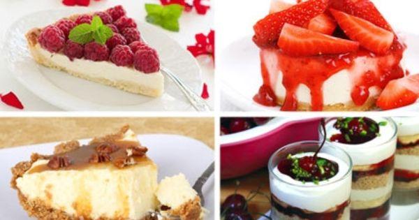 طريقة حلى تشيز كيك Desserts Food Cheesecake