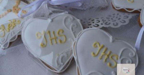 Podziekowania Dla Gosci Chrzest Komunia Imie Bilec 6115994528 Oficjalne Archiwum Allegro Sugar Cookie