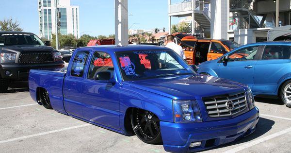 Custom Chevrolet Air Bagged Suspension Trucks Trucks