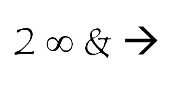 To infinity and beyond....adding to my infinity tattoo to match my wedding