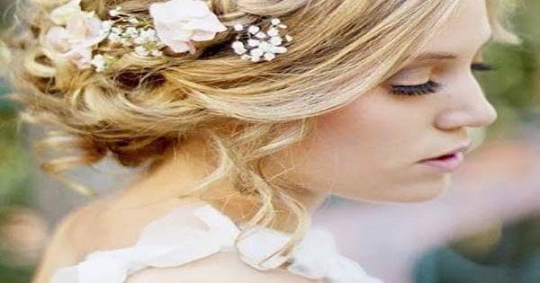 Peinados boda media melena 35 fotos sobre el cabello - Peinados de fiesta media melena ...