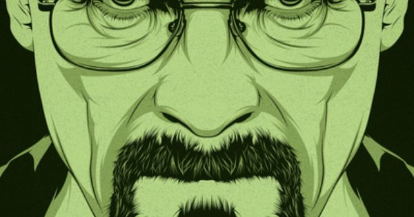 Bad Ass Breaking Bad Illustrations breakingbad