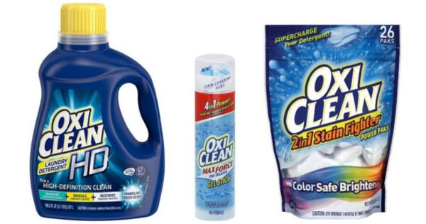 New Oxiclean Laundry Coupons 99 Detergent At Walgreens Rite