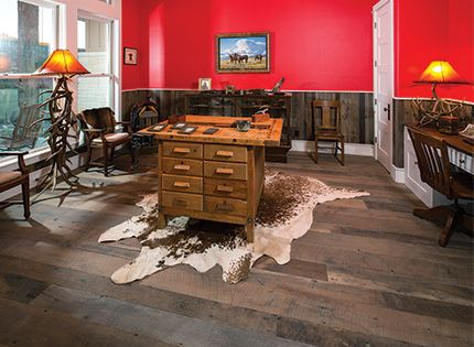 Hill Country Nostalgia A Wood Floor Brings Back The Good: hill country wood flooring