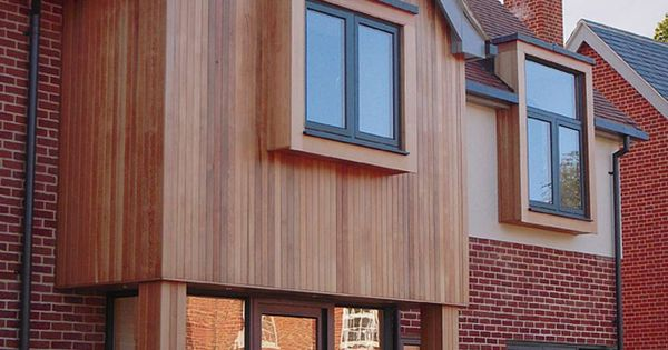 Iroko Wood Cladding House House Pinterest Wood