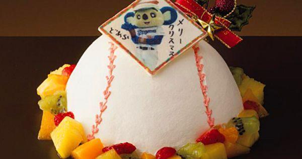 名鉄百貨店でクリスマスケーキ予約開始 ドアラ や名鉄特急モチーフ
