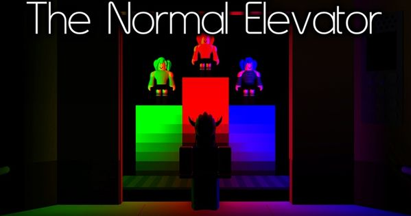 Roblox Normal Elevator I Love It The Normal Elevator New Update Roblox Roblox Halloween Update Game Pictures