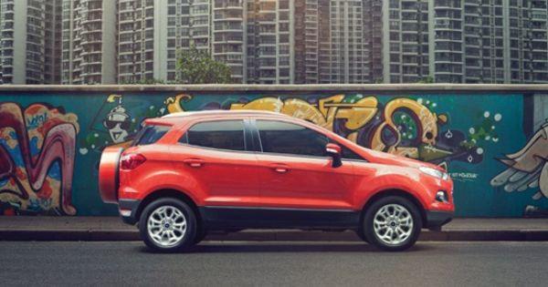 Ford Ecosport 2014 ราคา ผ อน ดาวน ฟอร ด อ โค สปอร ต ท กร น ล าส ด Ford Ecosport Ford Suv