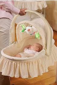 Resultado De Imagen Para Moises Para Bebes Recien Nacidos Moises Para Bebes Bebe Articulos Para Bebe