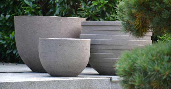 Atelier vierkant eingang pinterest moderne g rten - Beton deko atelier ...