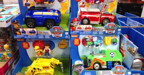 Spin master paw patrol vehicle with 2 figures costco frugalhotspot toys toys kids - Costco toys for kids ...