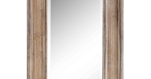 Antique hall mirror long home decor pinterest hall for Long narrow decorative mirrors