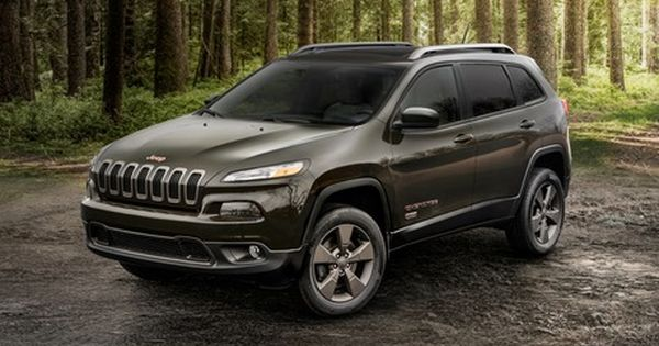2017 Jeep Cherokee Tests News Photos Videos And Wallpapers