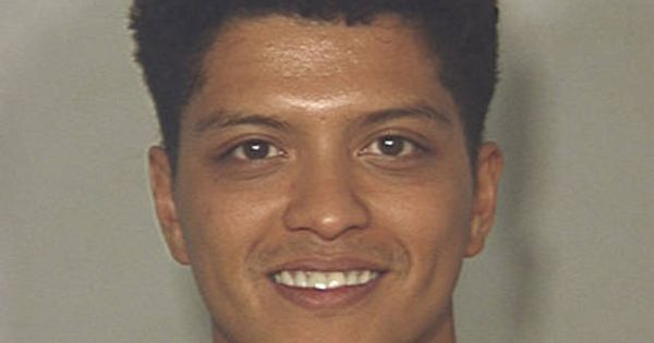 Bruno Mars Arrested For Cocaine