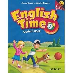English Time 1 Student Book 2nd Edition English Time Kids