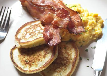 Potato pancakes, Leftover mashed potatoes and Pancakes on Pinterest