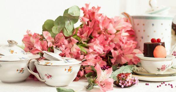 Vaisselle a the a louer vintage  Mariage - Wedding  Pinterest ...
