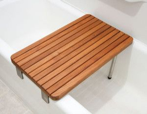 Awe Inspiring Bath Tub Bench Board In 2019 Shower Seat Bathtub Bench Creativecarmelina Interior Chair Design Creativecarmelinacom