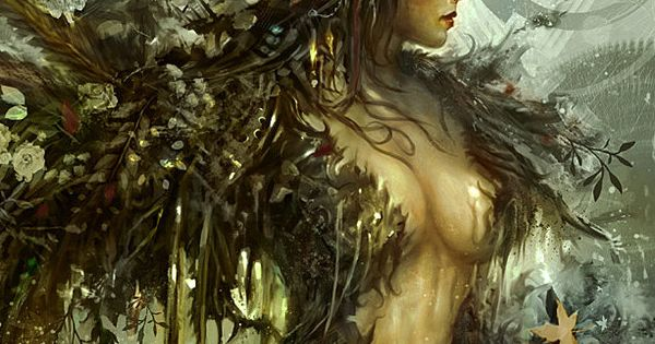 surreal dark paintings | Mythical & Surreal Fantasy Art Featuring ...