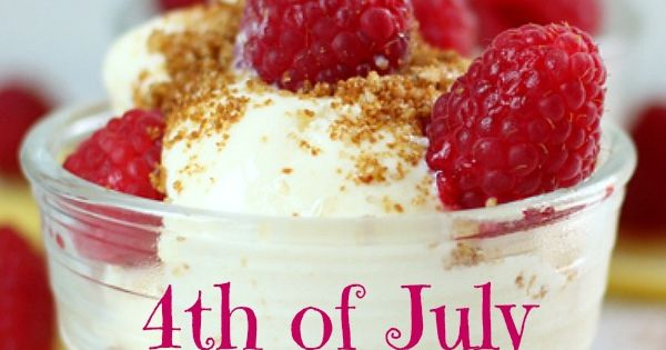 july 4th menu martha stewart