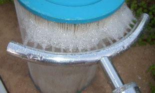 Filter Flosser Spa Filter Cleaner Spray Nozzle Hot Tub Hot Tub