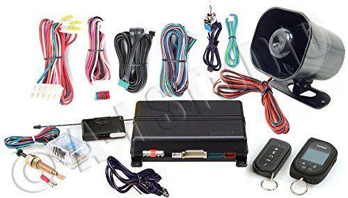 Viper 5906v Color Remote Start Security Viper Remote Start Car Alarm Anti Theft Bag