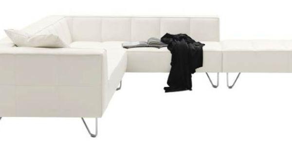 Moderne Milos Sofaer Kvalitet Fra Boconcept Sofa Mm